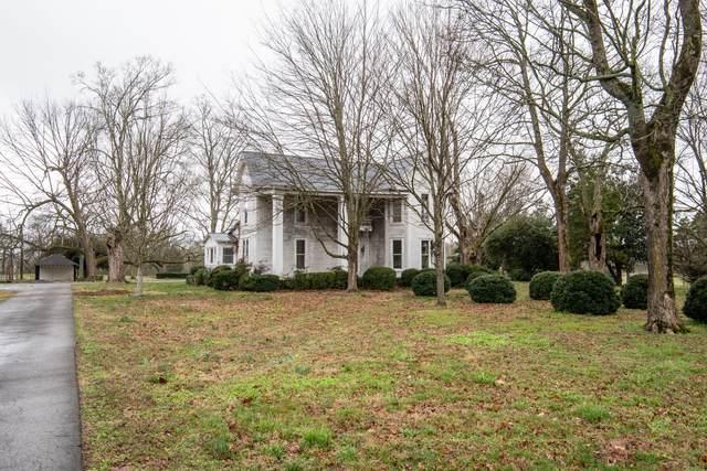 1996 Wartrace Pike, Shelbyville, TN 37160 (MLS #RTC2131127) :: EXIT Realty Bob Lamb & Associates