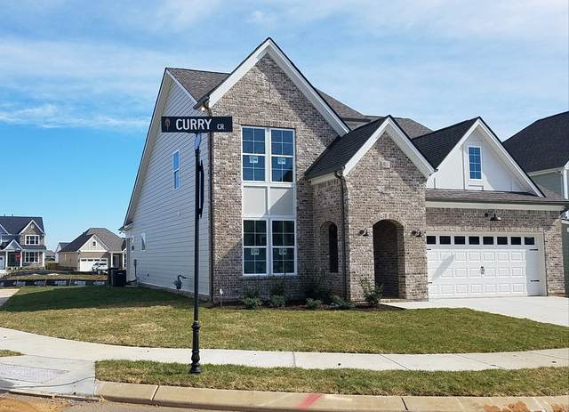 714 Curry Circle Lot 97, Spring Hill, TN 37174 (MLS #RTC2131254) :: Oak Street Group