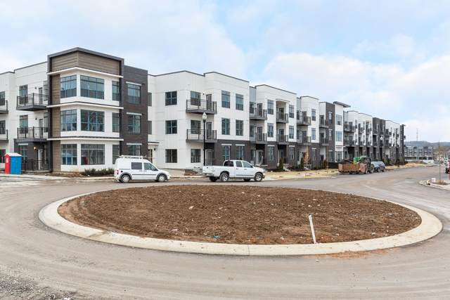 1638 54th Avenue N #324, Nashville, TN 37209 (MLS #RTC2131267) :: Ashley Claire Real Estate - Benchmark Realty