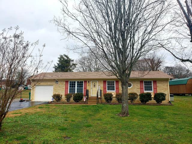651 Lynnwood Ave, Lewisburg, TN 37091 (MLS #RTC2131284) :: Five Doors Network