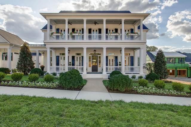 8150 Heirloom Blvd (Lot 11035), College Grove, TN 37046 (MLS #RTC2131376) :: John Jones Real Estate LLC