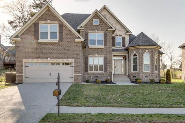 2011 Lequire Ln, Spring Hill, TN 37174 (MLS #RTC2131425) :: Berkshire Hathaway HomeServices Woodmont Realty