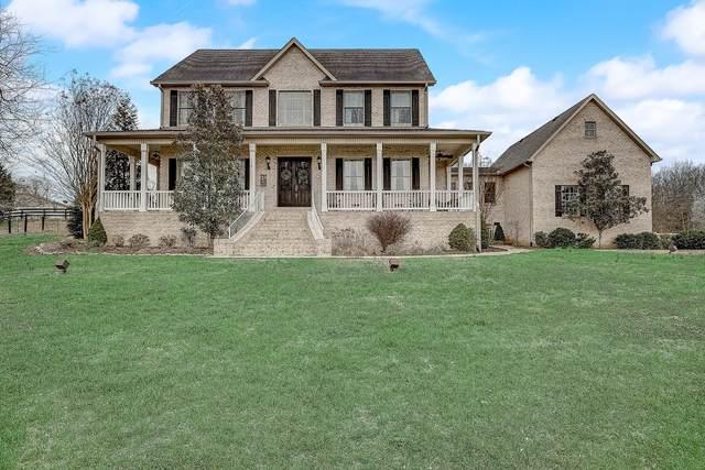 10900 Versailles Rd, Rockvale, TN 37153 (MLS #RTC2131455) :: John Jones Real Estate LLC