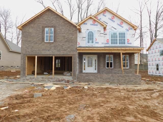 1179 Elizabeth Lane - Lot 28, Clarksville, TN 37042 (MLS #RTC2131625) :: RE/MAX Homes And Estates