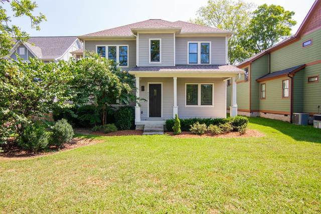4122 Granny White Pike, Nashville, TN 37204 (MLS #RTC2131711) :: Nashville on the Move
