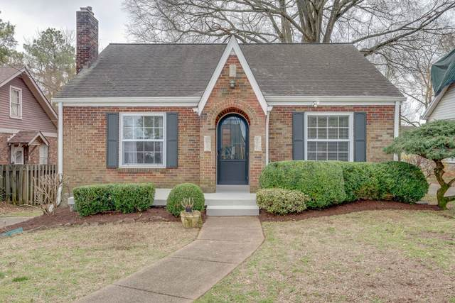 4903 Wyoming Ave, Nashville, TN 37209 (MLS #RTC2131926) :: Ashley Claire Real Estate - Benchmark Realty