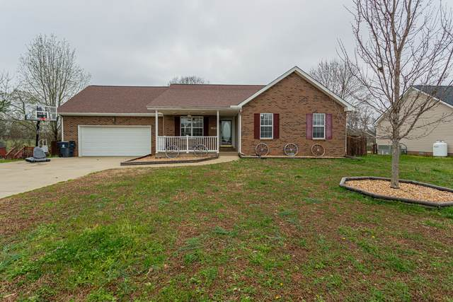 1422 Amy Ave, Clarksville, TN 37042 (MLS #RTC2131942) :: REMAX Elite