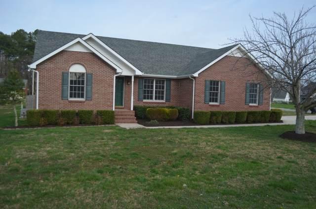 107 Hillcrest Dr, Tullahoma, TN 37388 (MLS #RTC2131997) :: REMAX Elite
