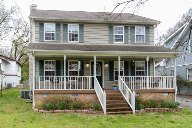 3801 Murphy Rd, Nashville, TN 37209 (MLS #RTC2132149) :: Fridrich & Clark Realty, LLC