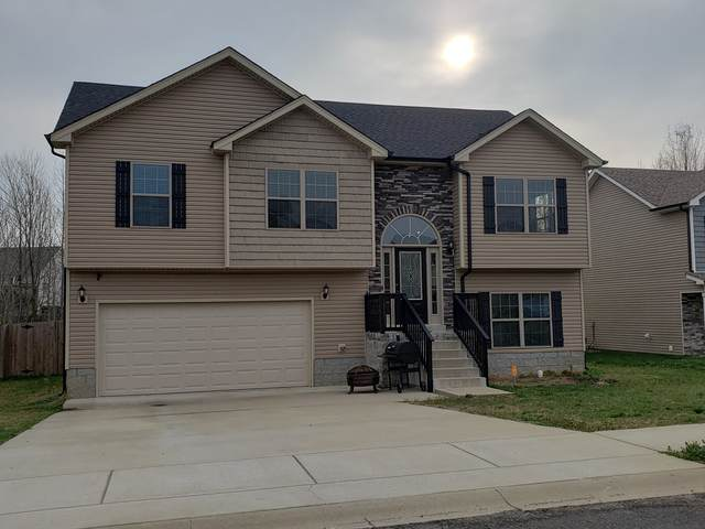 1368 Freedom Dr, Clarksville, TN 37042 (MLS #RTC2132151) :: Oak Street Group