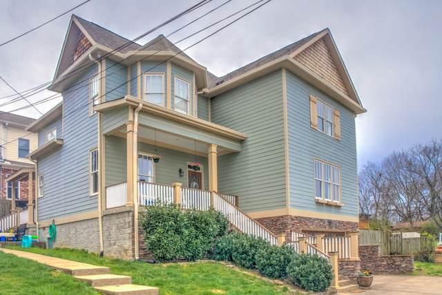 1813 Rosewood Ave., Nashville, TN 37212 (MLS #RTC2132165) :: HALO Realty