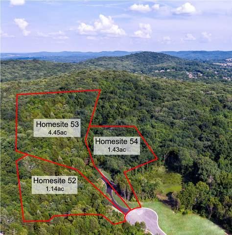 9292 Fordham Drive (Lot #52), Brentwood, TN 37027 (MLS #RTC2132171) :: The Kelton Group