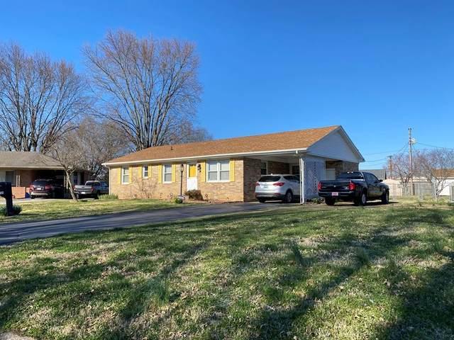104 Treasure Island Ct, Hopkinsville, KY 42240 (MLS #RTC2132208) :: Nashville on the Move