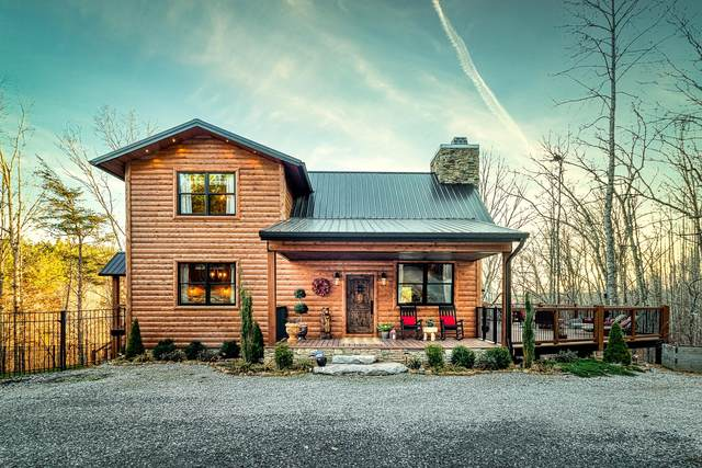 296 Rockdale Trce, Summertown, TN 38483 (MLS #RTC2132348) :: Nashville on the Move
