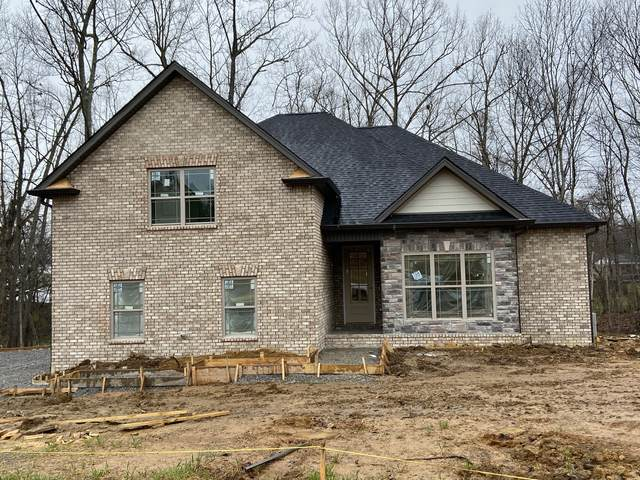 4101 Pilgrim Trail, Greenbrier, TN 37073 (MLS #RTC2132383) :: Nashville on the Move