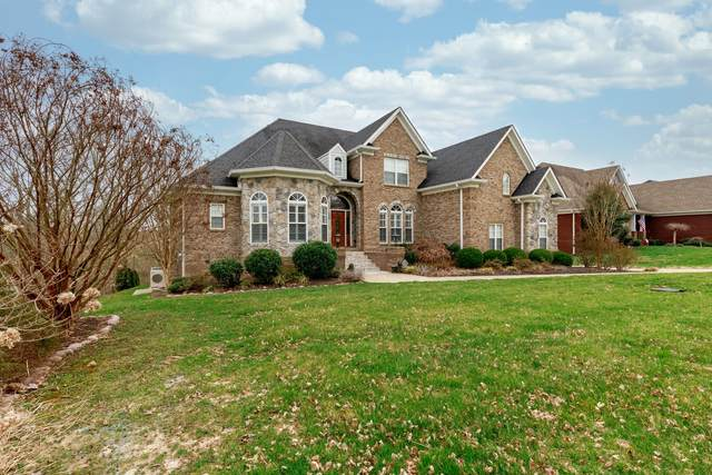 2417 Settlers Trce, Clarksville, TN 37043 (MLS #RTC2132494) :: Oak Street Group