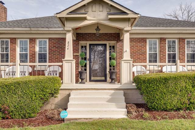 824 Trotwood Avenue, Columbia, TN 38401 (MLS #RTC2132540) :: HALO Realty