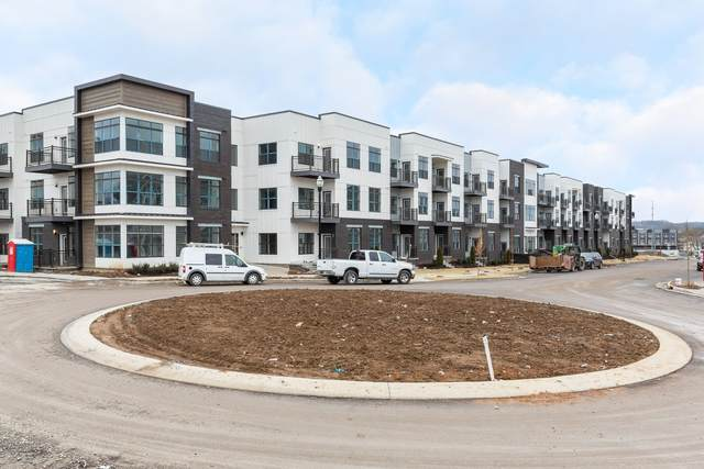 1638 54th Avenue N #207, Nashville, TN 37209 (MLS #RTC2132676) :: Ashley Claire Real Estate - Benchmark Realty