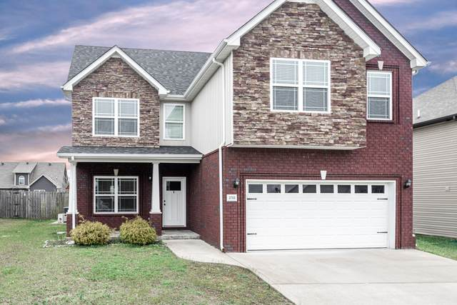 3703 Tradewinds Ter, Clarksville, TN 37040 (MLS #RTC2132681) :: The Group Campbell powered by Five Doors Network