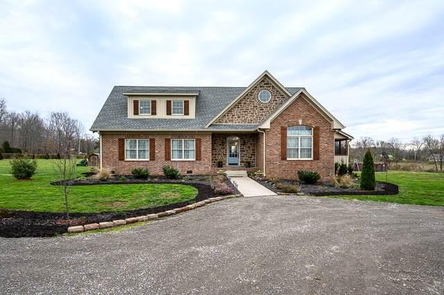 7341 Sugar Camp Hollow Rd, Fairview, TN 37062 (MLS #RTC2132710) :: Village Real Estate