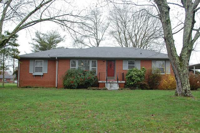 1210 Old Estill Springs Rd, Tullahoma, TN 37388 (MLS #RTC2132793) :: RE/MAX Homes And Estates