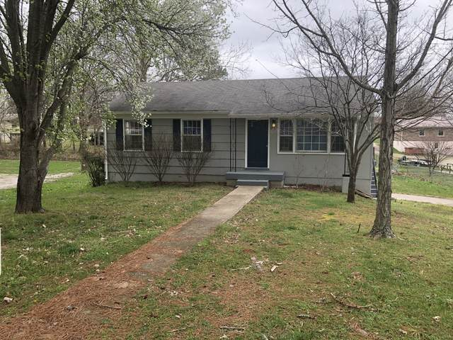 657 Jackson Ave, Lewisburg, TN 37091 (MLS #RTC2132817) :: Five Doors Network
