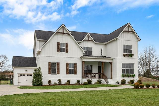 8004 Burning Tree Farms Road, Arrington, TN 37014 (MLS #RTC2132822) :: Village Real Estate