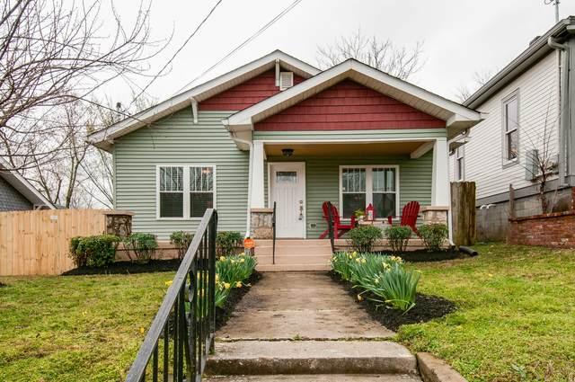 1308 Shelby Ave, Nashville, TN 37206 (MLS #RTC2132826) :: FYKES Realty Group