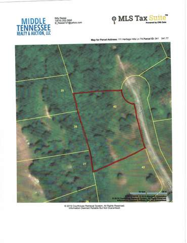 109 Crow Ln, Hohenwald, TN 38462 (MLS #RTC2132898) :: REMAX Elite
