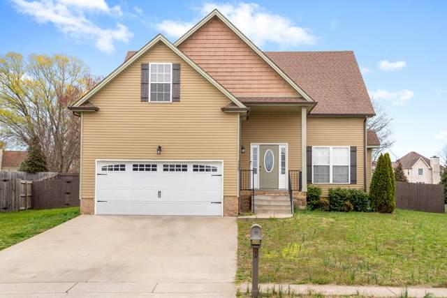 3409 O'connor Ln, Clarksville, TN 37042 (MLS #RTC2132913) :: Oak Street Group