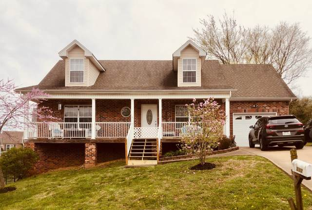 332 Dorr Dr, Goodlettsville, TN 37072 (MLS #RTC2133027) :: Village Real Estate