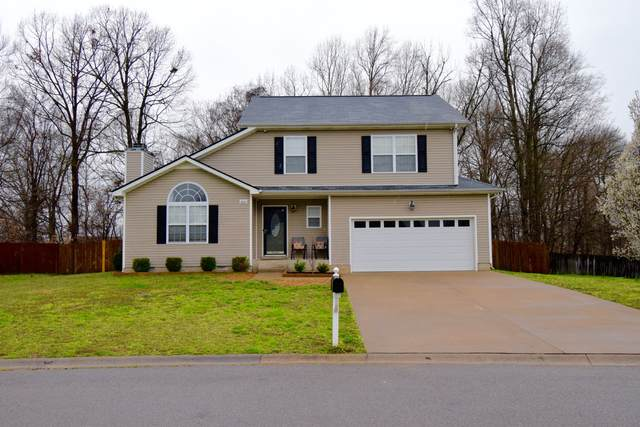 3812 Mcallister Drive, Clarksville, TN 37042 (MLS #RTC2133038) :: RE/MAX Homes And Estates
