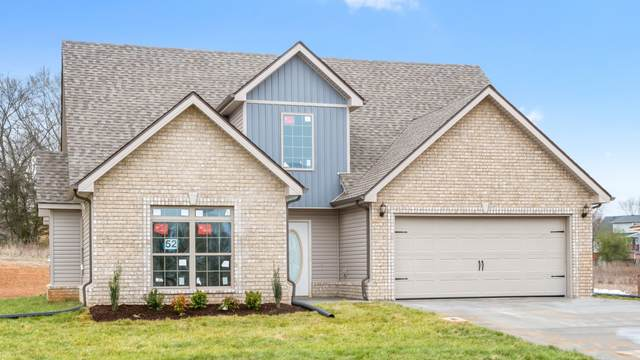 341 Wingfield Dr, Clarksville, TN 37043 (MLS #RTC2133070) :: The Kelton Group