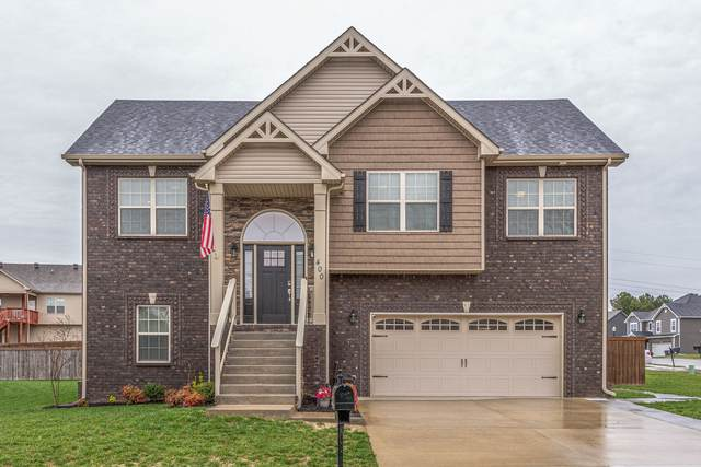 400 Sedgwick Ln, Clarksville, TN 37043 (MLS #RTC2133211) :: John Jones Real Estate LLC