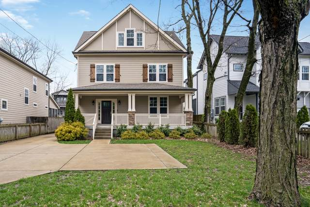 914 Kirkwood Ave, Nashville, TN 37204 (MLS #RTC2133217) :: Ashley Claire Real Estate - Benchmark Realty