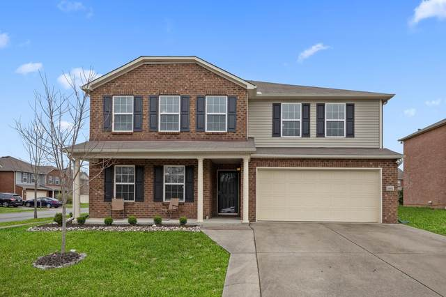 1001 Harmony Ln, Hendersonville, TN 37075 (MLS #RTC2133234) :: DeSelms Real Estate