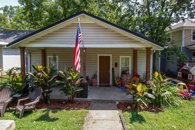 709 S 12th St, Nashville, TN 37206 (MLS #RTC2133276) :: Armstrong Real Estate