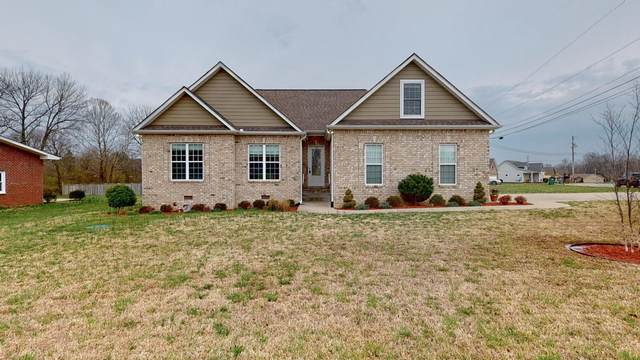 1016 Station Dr, Goodlettsville, TN 37072 (MLS #RTC2133506) :: Berkshire Hathaway HomeServices Woodmont Realty