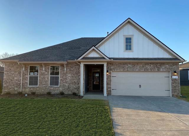 1154 Black Oak Drive #252, Murfreesboro, TN 37128 (MLS #RTC2133537) :: Oak Street Group