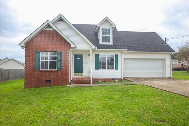 1987 Old Castle Dr, Murfreesboro, TN 37127 (MLS #RTC2133590) :: REMAX Elite