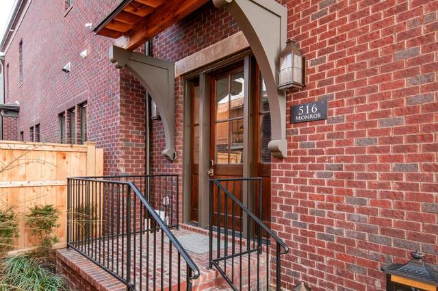 516 Monroe St, Nashville, TN 37208 (MLS #RTC2133646) :: CityLiving Group