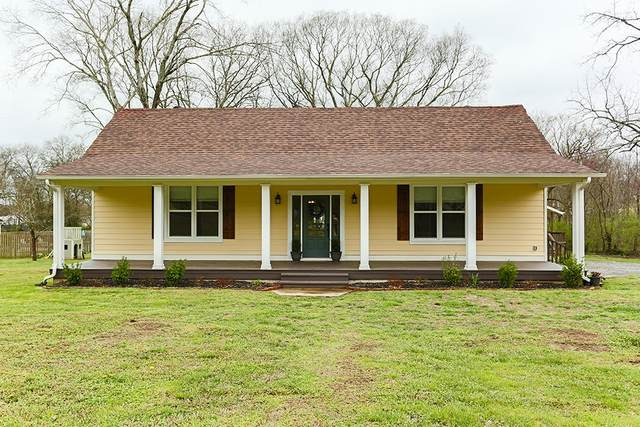 207 Liberty Pike, Bell Buckle, TN 37020 (MLS #RTC2133758) :: Village Real Estate