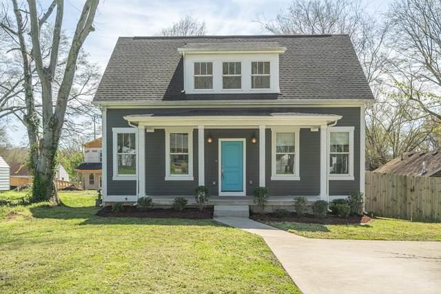 87 Elberta St, Nashville, TN 37210 (MLS #RTC2133821) :: Stormberg Real Estate Group