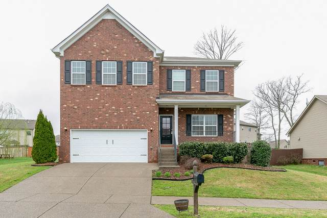 1058 Achiever Cir, Spring Hill, TN 37174 (MLS #RTC2133845) :: RE/MAX Homes And Estates