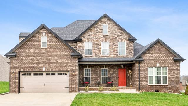 401 Clover Meadows Ct, Clarksville, TN 37043 (MLS #RTC2133848) :: Cory Real Estate Services