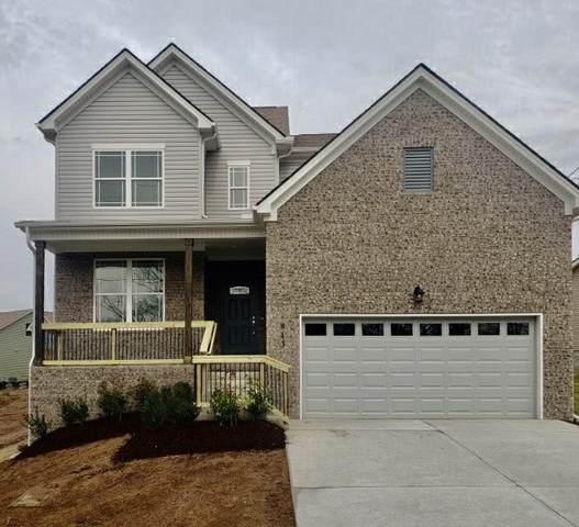 813 Bridge Creek Ln - Lot 160, Antioch, TN 37013 (MLS #RTC2133904) :: Village Real Estate