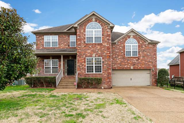 4002 Sleepyhollow Way, Mount Juliet, TN 37122 (MLS #RTC2133921) :: The Milam Group at Fridrich & Clark Realty