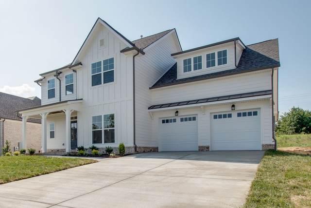 1247 Proprietors Pl, Murfreesboro, TN 37128 (MLS #RTC2133963) :: Village Real Estate