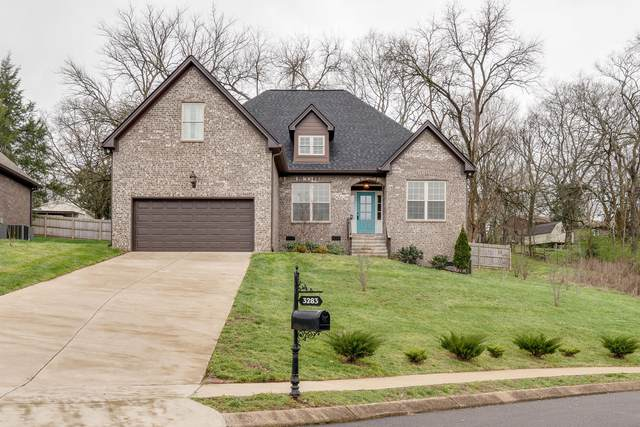 3282 Mecklenburg Dr, Columbia, TN 38401 (MLS #RTC2134241) :: FYKES Realty Group