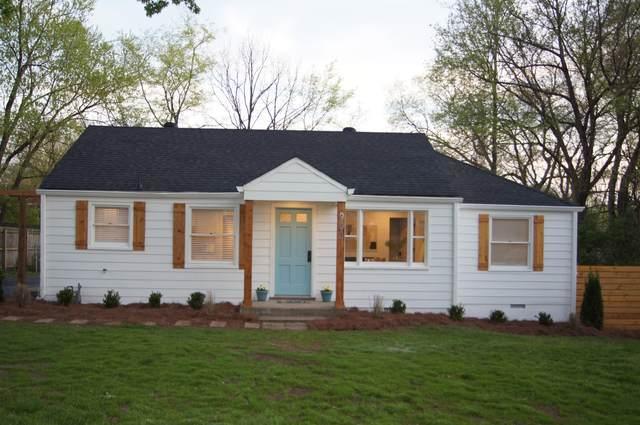 908 Chickasaw Ave, Nashville, TN 37207 (MLS #RTC2134301) :: Oak Street Group